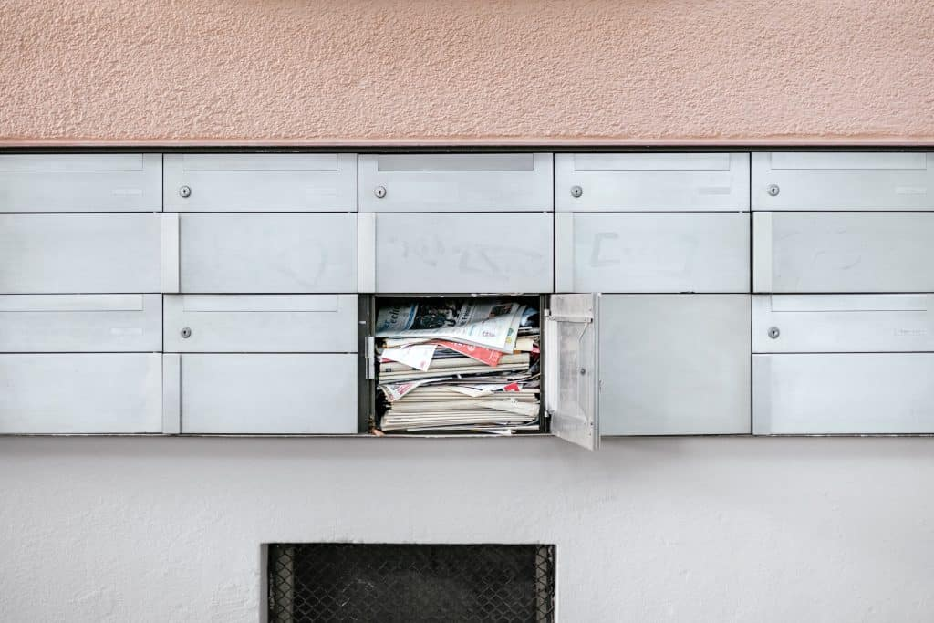 Stuffed mailbox to represent Office 365 journaling solutions